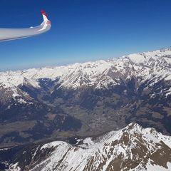 Verortung via Georeferenzierung der Kamera: Aufgenommen in der Nähe von Gemeinde Hopfgarten in Defereggen, 9961, Österreich in 3500 Meter