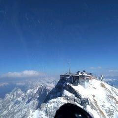 Verortung via Georeferenzierung der Kamera: Aufgenommen in der Nähe von Gemeinde Ehrwald, Ehrwald, Österreich in 3000 Meter