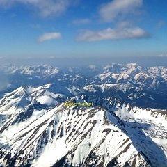 Flugwegposition um 16:03:10: Aufgenommen in der Nähe von Gemeinde Neuberg an der Mürz, 8692, Österreich in 2295 Meter