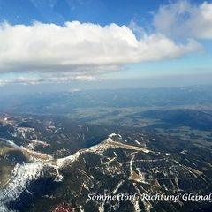 Flugwegposition um 16:03:55: Aufgenommen in der Nähe von Gemeinde Neuberg an der Mürz, 8692, Österreich in 2259 Meter