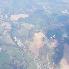 Verortung via Georeferenzierung der Kamera: Aufgenommen in der Nähe von Okres Blansko, Tschechien in 0 Meter
