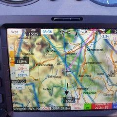 Verortung via Georeferenzierung der Kamera: Aufgenommen in der Nähe von Gemeinde Aspangberg-Sankt Peter, Österreich in 2200 Meter