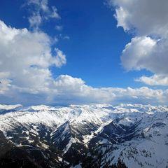 Flugwegposition um 13:28:01: Aufgenommen in der Nähe von Niederöblarn, 8960, Österreich in 2325 Meter