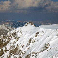Flugwegposition um 14:42:28: Aufgenommen in der Nähe von Hafning bei Trofaiach, Österreich in 2122 Meter