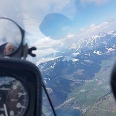 Verortung via Georeferenzierung der Kamera: Aufgenommen in der Nähe von Gemeinde Bruck an der Großglocknerstraße, Bruck an der Großglocknerstraße, Österreich in 3000 Meter