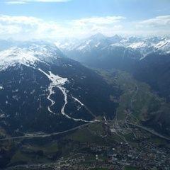 Verortung via Georeferenzierung der Kamera: Aufgenommen in der Nähe von Gemeinde Steinach am Brenner, Österreich in 2400 Meter