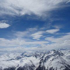 Flugwegposition um 11:04:02: Aufgenommen in der Nähe von Gemeinde Absam, Absam, Österreich in 2693 Meter