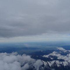 Flugwegposition um 11:47:59: Aufgenommen in der Nähe von Gemeinde Schönwies, Österreich in 2935 Meter