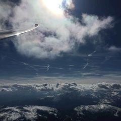 Verortung via Georeferenzierung der Kamera: Aufgenommen in der Nähe von Gemeinde Thomatal, 5592 Thomatal, Österreich in 3500 Meter