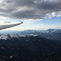 Verortung via Georeferenzierung der Kamera: Aufgenommen in der Nähe von Gemeinde Wald am Schoberpaß, 8781, Österreich in 2500 Meter