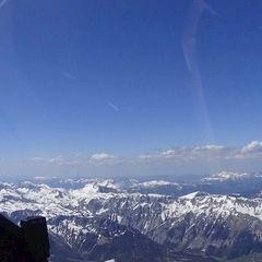 Flugwegposition um 11:41:03: Aufgenommen in der Nähe von Gemeinde Rettenegg, 8674 Rettenegg, Österreich in 2951 Meter