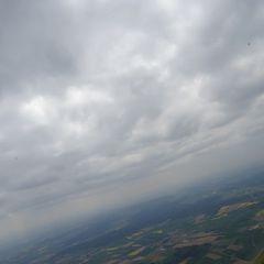 Verortung via Georeferenzierung der Kamera: Aufgenommen in der Nähe von Eichstätt, Deutschland in 1500 Meter