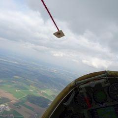 Verortung via Georeferenzierung der Kamera: Aufgenommen in der Nähe von Traunstein, Deutschland in 1700 Meter