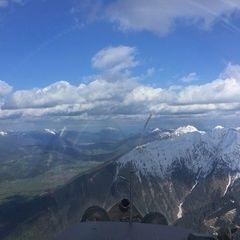 Verortung via Georeferenzierung der Kamera: Aufgenommen in der Nähe von Gemeinde Kirchbach, Österreich in 2200 Meter