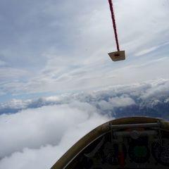 Flugwegposition um 09:23:20: Aufgenommen in der Nähe von Weng im Gesäuse, 8913, Österreich in 3059 Meter