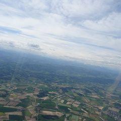 Verortung via Georeferenzierung der Kamera: Aufgenommen in der Nähe von Gemeinde Hürm, Österreich in 1800 Meter
