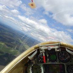 Verortung via Georeferenzierung der Kamera: Aufgenommen in der Nähe von Weitersfelden, 4272, Österreich in 1700 Meter