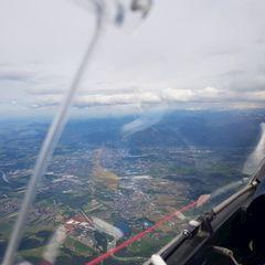 Flugwegposition um 12:40:39: Aufgenommen in der Nähe von Berchtesgadener Land, Deutschland in 2797 Meter