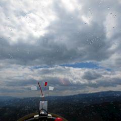 Flugwegposition um 11:54:47: Aufgenommen in der Nähe von Gressenberg, Österreich in 1471 Meter