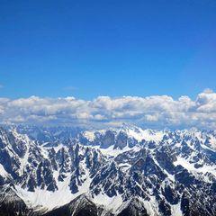 Flugwegposition um 12:18:33: Aufgenommen in der Nähe von Gemeinde Sillian, 9920, Österreich in 3524 Meter