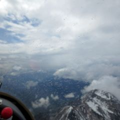 Flugwegposition um 12:55:38: Aufgenommen in der Nähe von Municipality of Kranjska Gora, Slowenien in 2184 Meter