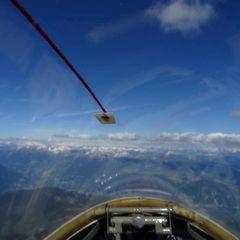 Verortung via Georeferenzierung der Kamera: Aufgenommen in der Nähe von 39010 St. Pankraz, Südtirol, Italien in 3400 Meter
