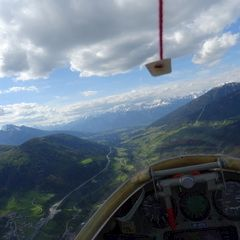 Verortung via Georeferenzierung der Kamera: Aufgenommen in der Nähe von Gemeinde Navis, Navis, Österreich in 1900 Meter