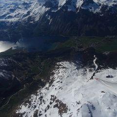 Verortung via Georeferenzierung der Kamera: Aufgenommen in der Nähe von Maloja, Schweiz in 3600 Meter