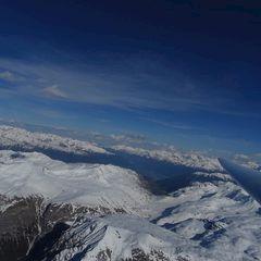 Verortung via Georeferenzierung der Kamera: Aufgenommen in der Nähe von Bezirk Inn, Schweiz in 3700 Meter