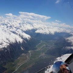 Verortung via Georeferenzierung der Kamera: Aufgenommen in der Nähe von Maloja, Schweiz in 3800 Meter