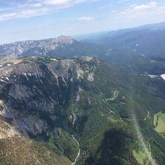 Verortung via Georeferenzierung der Kamera: Aufgenommen in der Nähe von Gemeinde Neuberg an der Mürz, 8692, Österreich in 2200 Meter