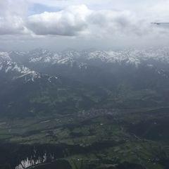 Verortung via Georeferenzierung der Kamera: Aufgenommen in der Nähe von Schladming, Österreich in 2300 Meter