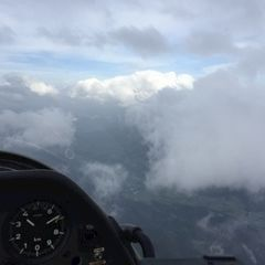 Verortung via Georeferenzierung der Kamera: Aufgenommen in der Nähe von Gemeinde Obertraun, Obertraun, Österreich in 3800 Meter