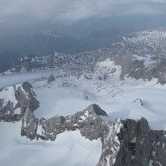 Flugwegposition um 16:19:30: Aufgenommen in der Nähe von Gemeinde Ramsau am Dachstein, 8972, Österreich in 3509 Meter