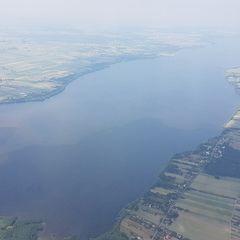 Verortung via Georeferenzierung der Kamera: Aufgenommen in der Nähe von Gmina Warta, Polen in 1200 Meter