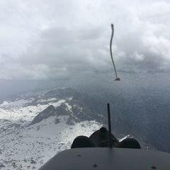 Verortung via Georeferenzierung der Kamera: Aufgenommen in der Nähe von Gemeinde Saalfelden am Steinernen Meer, 5760 Saalfelden am Steinernen Meer, Österreich in 3200 Meter