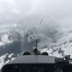 Verortung via Georeferenzierung der Kamera: Aufgenommen in der Nähe von Gemeinde Ischgl, Österreich in 3400 Meter