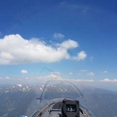 Verortung via Georeferenzierung der Kamera: Aufgenommen in der Nähe von Gemeinde Pusterwald, 8764, Österreich in 2700 Meter