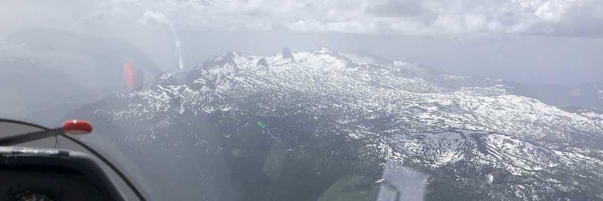 Verortung via Georeferenzierung der Kamera: Aufgenommen in der Nähe von Gemeinde Gröbming, 8962, Österreich in 3100 Meter