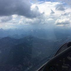 Flugwegposition um 12:48:12: Aufgenommen in der Nähe von Gemeinde Wildalpen, 8924, Österreich in 2270 Meter