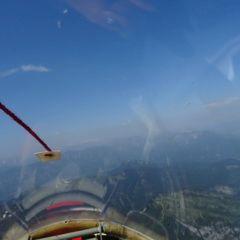 Flugwegposition um 08:51:18: Aufgenommen in der Nähe von Gemeinde Altaussee, Österreich in 2038 Meter
