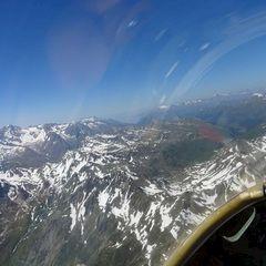 Flugwegposition um 13:45:30: Aufgenommen in der Nähe von 11014 Saint-Oyen, Aostatal, Italien in 3457 Meter