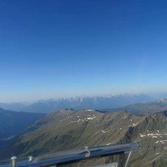 Flugwegposition um 17:12:07: Aufgenommen in der Nähe von Gemeinde St. Sigmund im Sellrain, Österreich in 2979 Meter