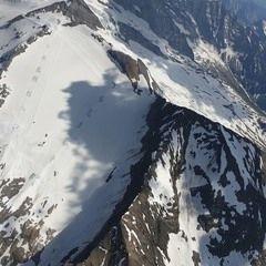 Verortung via Georeferenzierung der Kamera: Aufgenommen in der Nähe von Gemeinde Tux, Österreich in 0 Meter