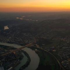 Verortung via Georeferenzierung der Kamera: Aufgenommen in der Nähe von Gemeinde Steyregg, Österreich in 1400 Meter