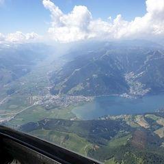 Verortung via Georeferenzierung der Kamera: Aufgenommen in der Nähe von Gemeinde Bruck an der Großglocknerstraße, Bruck an der Großglocknerstraße, Österreich in 2900 Meter