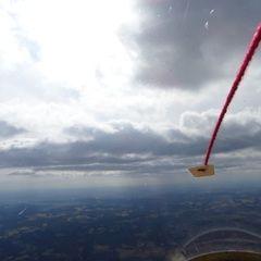 Verortung via Georeferenzierung der Kamera: Aufgenommen in der Nähe von Bayreuth, Deutschland in 2000 Meter