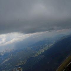 Flugwegposition um 14:53:45: Aufgenommen in der Nähe von Rottenmann, Österreich in 2947 Meter