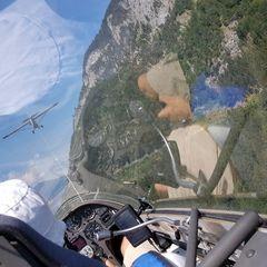 Verortung via Georeferenzierung der Kamera: Aufgenommen in der Nähe von Innsbruck, Österreich in 800 Meter