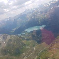 Verortung via Georeferenzierung der Kamera: Aufgenommen in der Nähe von Gemeinde Gashurn, Gaschurn, Österreich in 3000 Meter